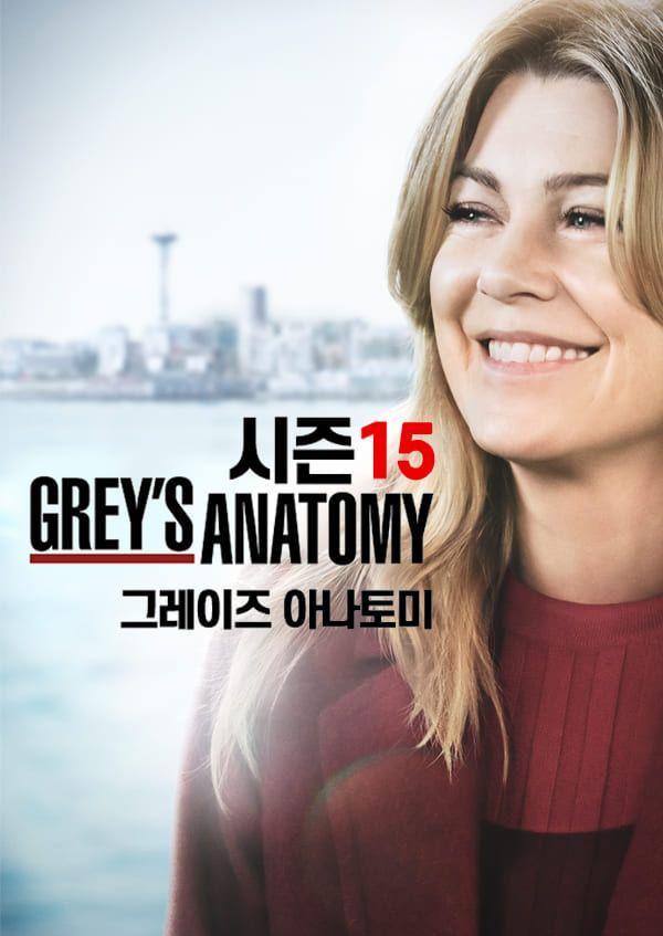 그레이 아나토미 시즌15
